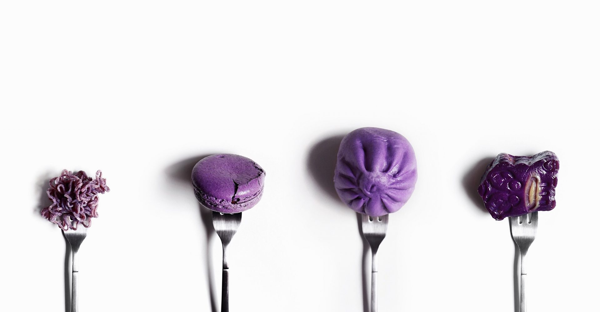 Pantone 2018 - Purple Food